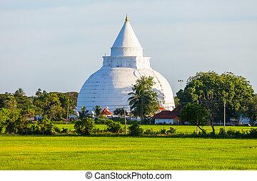 Tissamaharama Raja Maha Vihara is a Buddhist stupa and...