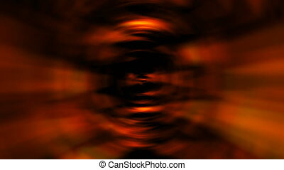 Abstract background with radial blur. 3d rendering