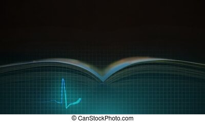 Health book. Book of a healthy lifestyle - Book of a healthy...