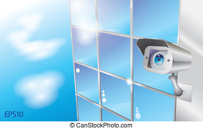 security camera - cctv camera
