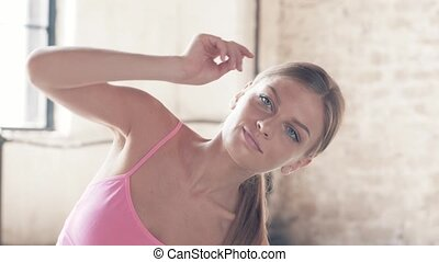 Yoga, muscle stretching exercises - Exercises from yoga to...