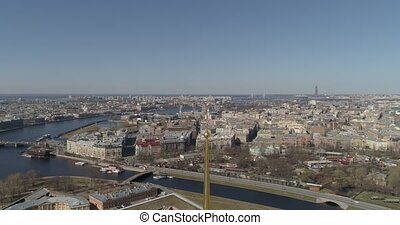 The Peter and Paul Fortress, Saint Petersburg - Peter and...