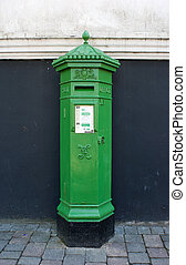 19th century Irish Postbox
