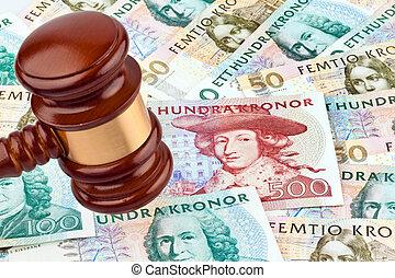 Swedish crowns Swedish currency - Swedish krona, the...