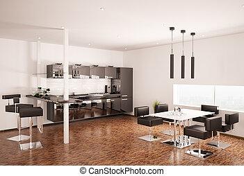 Images et photos de cuisine 3d render 3 268 images et for 3d cuisine deluxe