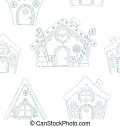 Christmas coloring pages pattern - Christmas coloring vector...