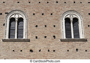 Urbino (Italy), Palazzo Ducale - Urbino (Marches, Italy):...