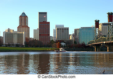 City of Portland Oregon.