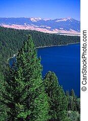Phelps Lake - Wyoming