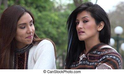 Hispanic Minority Women