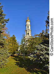 Cathedral of the Assumption, Kharkov, Ukraine
