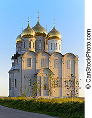 Temple of the Blessed Mother Matrona of Moscow