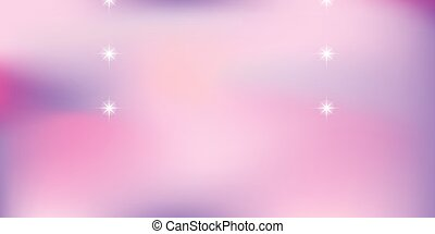 Vivid vector background with snowflakes soft color.