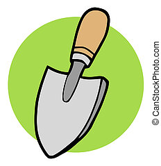 Small Hand Trowel  - Gardening Tool-Small Hand Trowel