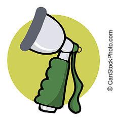 Hose Spray Nozzle - Gardening Tool Hose Spray Nozzle