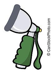 Hose Spray Nozzle  - Hand Held Hose Spray Nozzle