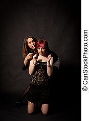 Fotomodel - frauen