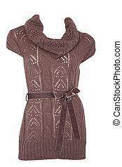 Female winter pullover