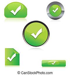 right button