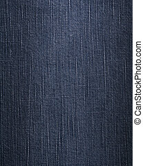 Blue jeans fabric as background - Blue jeans fabric can use...