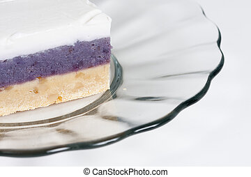 Okinawan Purple Potato Dessert - Okinawan purple potato,...