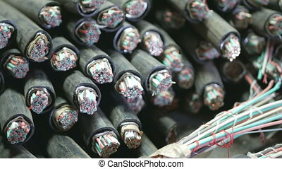 used copper communication cable - used old copper...