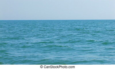 sea and sky, Canon XH A1, Full video, 1080p, 25fps,...