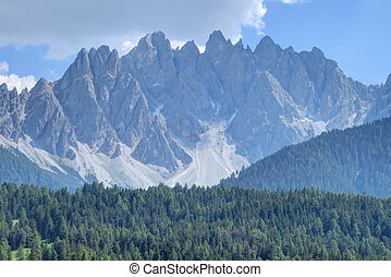 The Sexten Dolomites of Alpine Southern Tyrol, Italy - A...