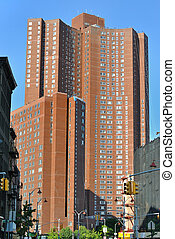Residential High Rise in New York City