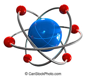 átomo, modelo