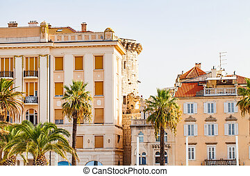 Historical building in Split, Croatia - Picture of...