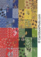 my handmade quilt pattern