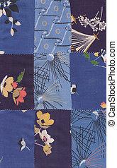 blue quilt pattern - my handmade quilt pattern