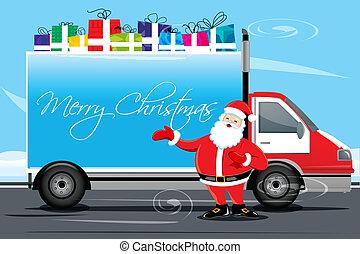 christmas cargo