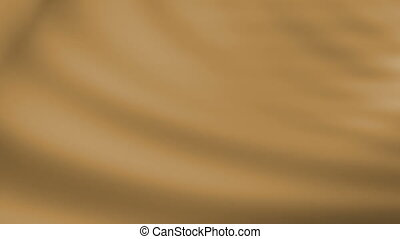 Soft subtle tan hue abstract animated looping background -...