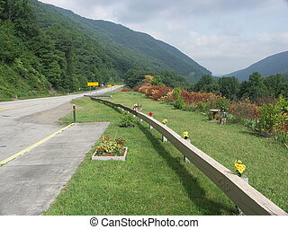 Conemaugh Gap Johnstown, PA - Rte 56 North of Johnstown, PA...