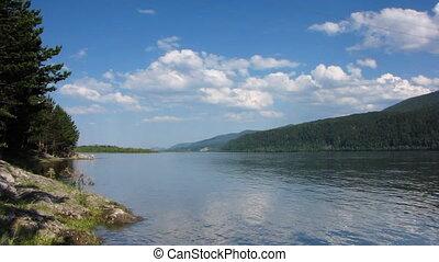 Nature - landscape 20 - Summer landscape with river