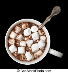 Hot Chocolate with Marshmellows