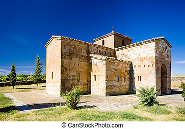 church of San Pedro de la Nave, El Campillo, Zamora...