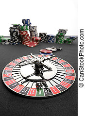 Roulette  - Close-up of Roulette