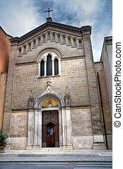 Sacro Cuore Church Gioia del Colle Apulia