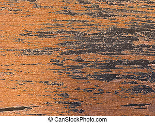 Red rusty steel background