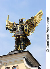 Archangel Michael - Saint patron of Kiev - archangel...