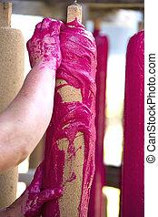 Joss Stick Making