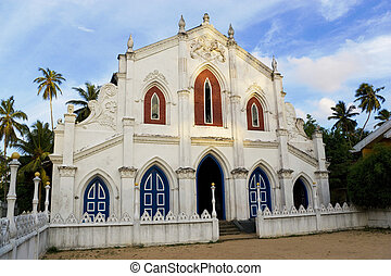 Nayake Christian Church - Image of the Dutch era Nayake...