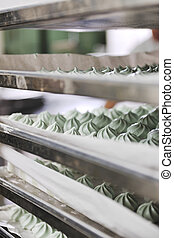 sweet cake food production - many sweet cake food factory...