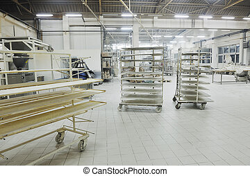 bread factory production - bread bakery food factory...