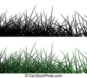 3d grass with alpha mask