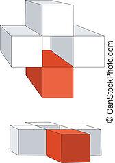cubes color 12