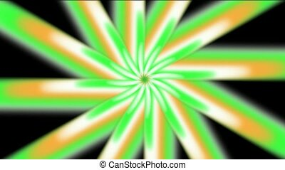 whirl light rays in space,windwill,aurora,tech energy...